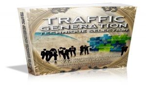 Web Traffic Generation Technique Selection