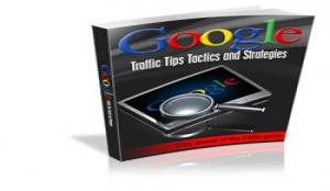 Google Traffic Tips Tactics And Strategies Ebook