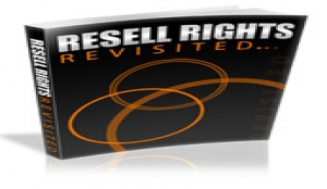 Resell Rights Revisited