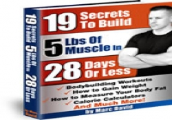 19 Secrets On How To Gain Weight